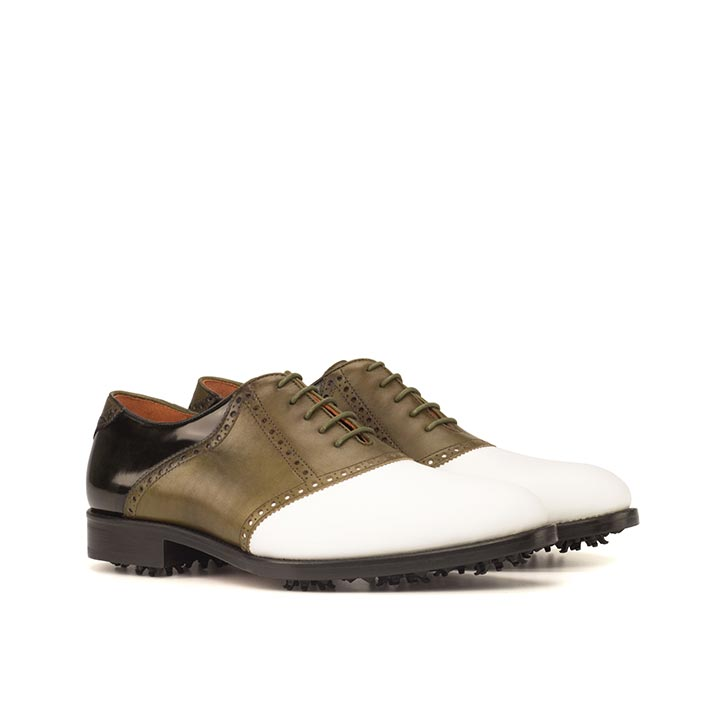 handmade golf shoes