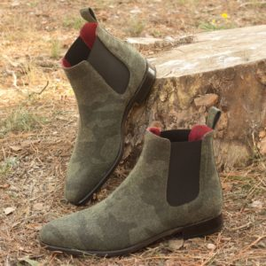 Handmade Chelsea Boot Classic shoes |  Mens Dress