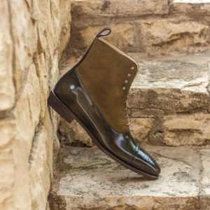 Handmade Balmoral Boot shoes |  Mens Dress