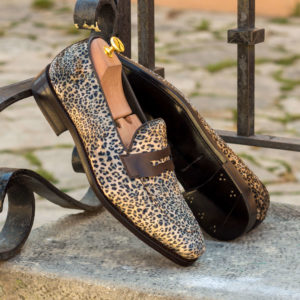 Handmade Loafer shoes |  Goodyear Welted