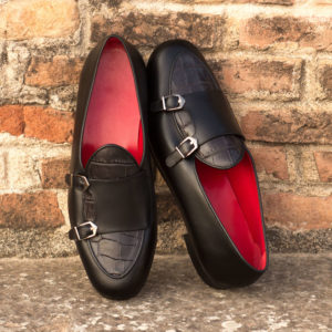Handmade Monk Slipper shoes |  Mens Slippers