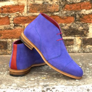 Handmade Chukka shoes |  Mens Dress