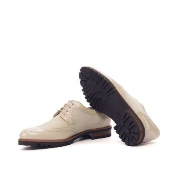 handmade Womens-Derby shoes