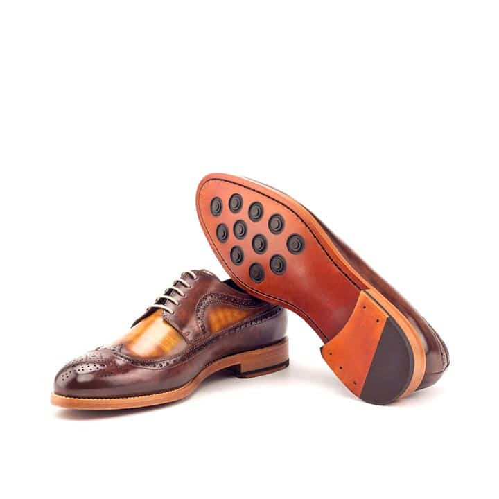 handmade longwing shoes
