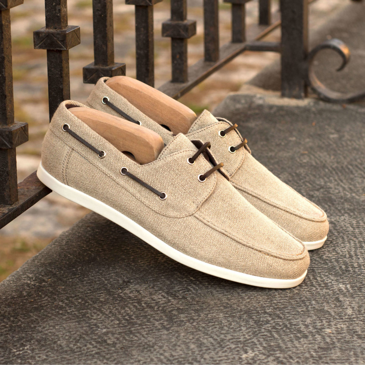 Handmade Boat Classic shoes |  Mens Casual